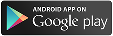 Mobile google play store badge